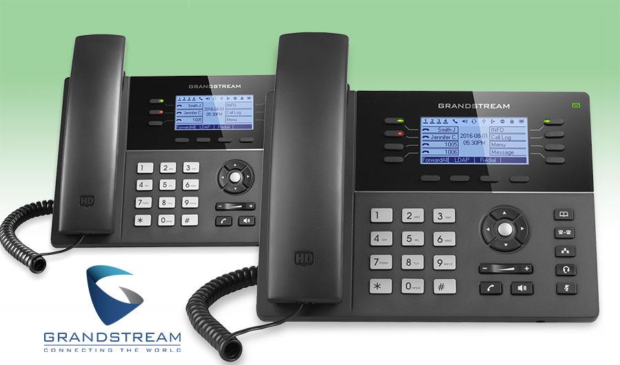 Introducing Grandstream's New Mid-Range Phone Line