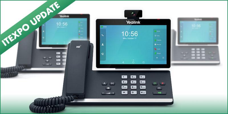 Yealink Announces New Smart Media Phones